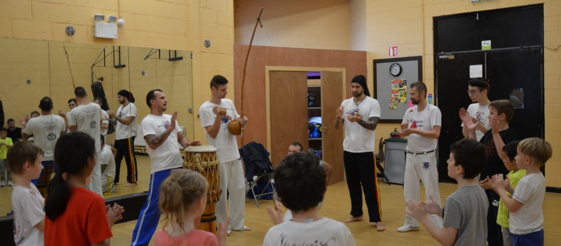 Capoeira Classes Fun :-)